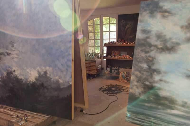 Atelier de Franck Bailleul