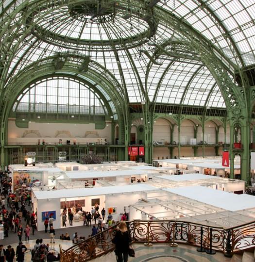 Franck Bailleul exposera sous la Nef du Grand Palais  du 24 au 30 novembre 2015 à Paris